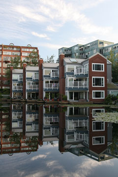 waterfront condominiums